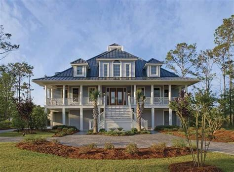 plantation house plan with 3285 square and 3 bedrooms