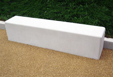 concrete benches uk pewsham bench pbn408