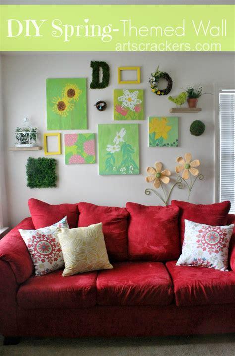 diy theme decor diy themed wall collage