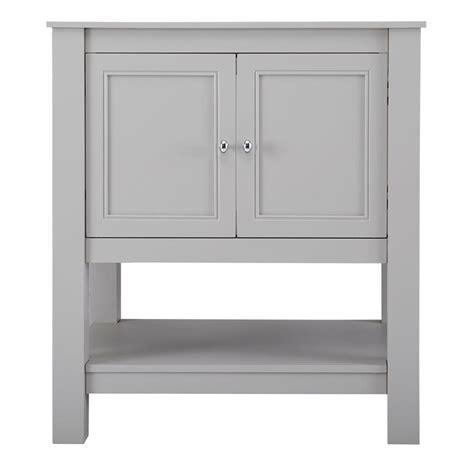 Home Decorators Bathroom Vanity Home Decorators Collection Gazette 30 In W Bath Vanity Cabinet Only In Grey Gaga3022 The Home