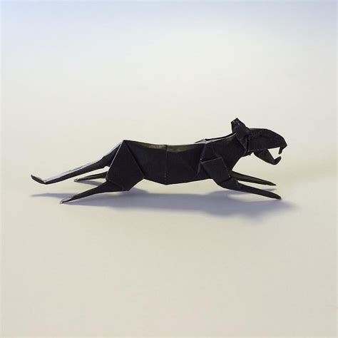 Origami Panther - the world s best photos of origami and panther flickr