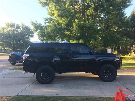 toyota 4runner lifted 2017 2017 sr5 premium with factory lift and 35 quot tires toyota