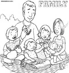 family coloring pages family coloring pages coloring pages to and print