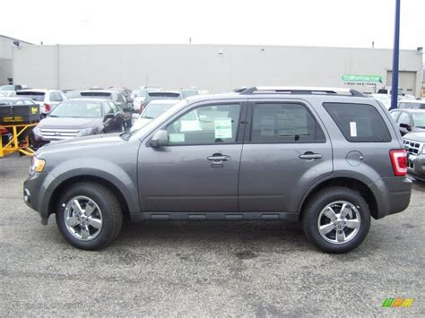 2011 Ford Escape Limited by 2011 Sterling Grey Metallic Ford Escape Limited V6