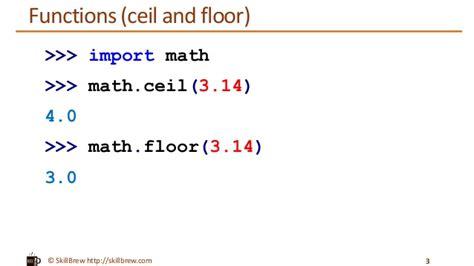 floor functions python thefloors co