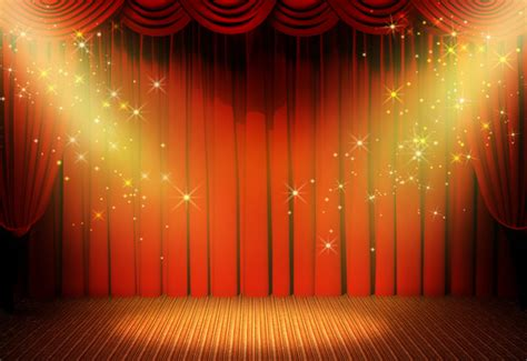 powerpoint templates stage light download hd shining stage pictures over millions vectors