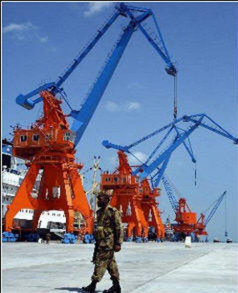 porto cinese pakistan cina un porto cinese nel balochistan pechino