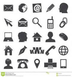icons for business cards 12 simple business card icons images simple business