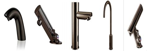 oil rubbed bronze sensor faucet bathroom and kitchen faucet motion sensor kitchen faucet oil rubbed bronze motion