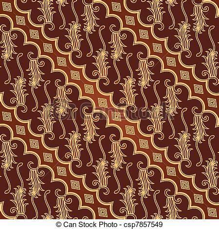 indonesian batik pattern vector batik clipart clipground