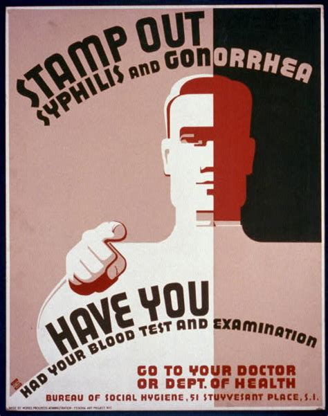 syphilis warning posters against war 18 delightfully artistic vintage std posters mental floss