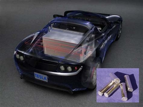 Tesla Roadster Battery Rechargeable And Disposable Batteries The Environmental