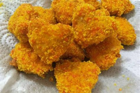 cara membuat nugget ayam tempura homemade nugget ayam sesedap rasa citarasa satu keluarga