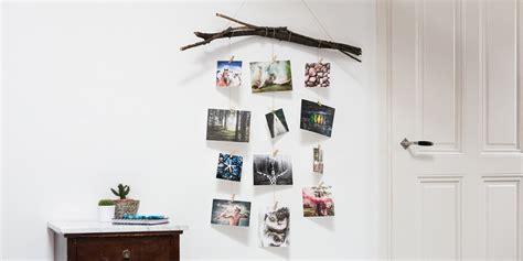 photos to hang on wall diy photo wall ideas wall hanging bonusprint