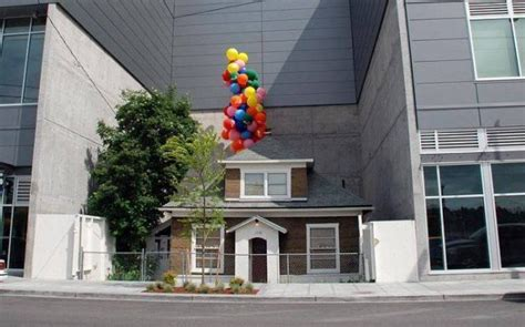 real life house from up the real house from disney s up is going to be demolished metro news
