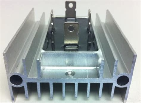 rectifier heat sink 101 plate cell