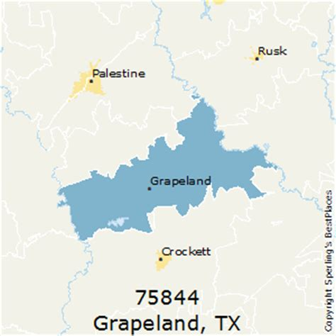 grapeland texas map best places to live in grapeland zip 75844 texas