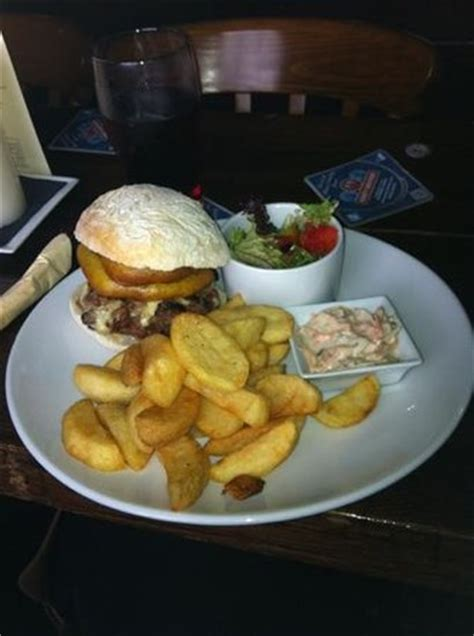 Handmade Burger Co Wakefield - steak chips lunch picture of arms wakefield