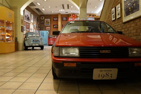 the history garage at megaweb メガウェブ evo garage