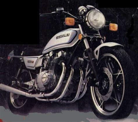 1982 Suzuki Gs650e Suzuki Gs 650 E