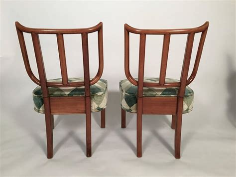 set of six stylish german neoclassical style dining chairs