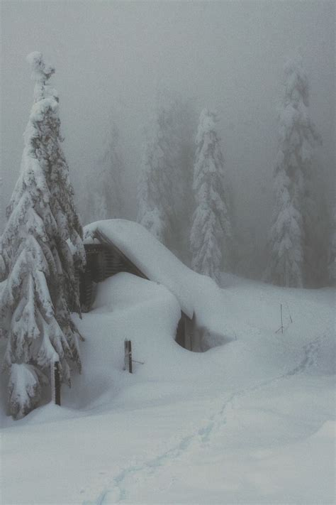 eerie photos of snow blanketing the interior of an 67 best shacks images on pinterest