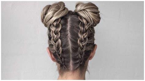 imagenes de trenzas muy bonitas peinados con trenzas 250 nicos y hermosos xocials