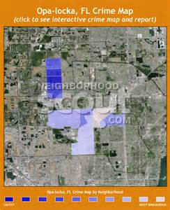 Miami Crime Map by Opa Locka Crime Rates And Statistics Neighborhoodscout