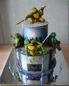 southern blue celebrations teenage mutant ninja turtles cake ideas