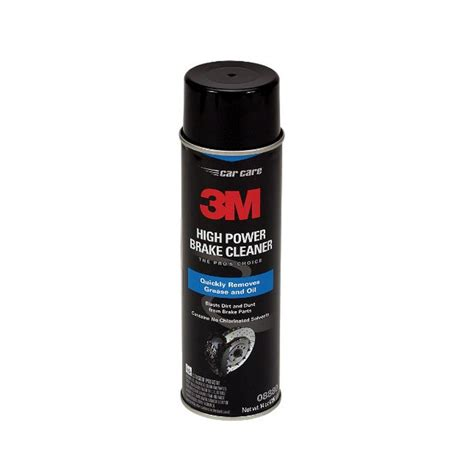 Pembersih Oli 3m high power brake cleaner 250 ml pembersih disc