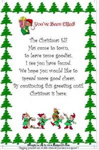 budget101 com christmas elf flyer homemade novelty gift ideas secret santa twist