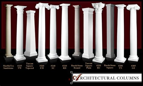 architectural columns by melton classics inc