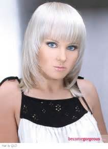 platinum hairstyles for platinum medium hair style makeup tips and fashion
