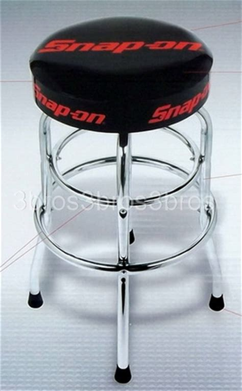 Snapon Stool by Snap On Shop Work Bar Stool Heavy Duty Frame