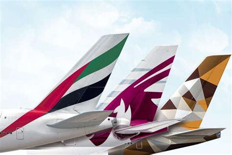 emirates qatar emirates etihad and qatar airways are not profit