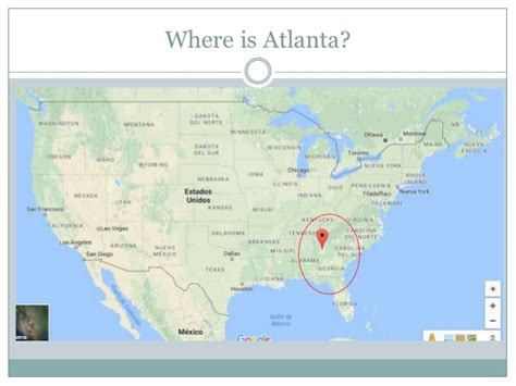 map usa atlanta atlanta usa