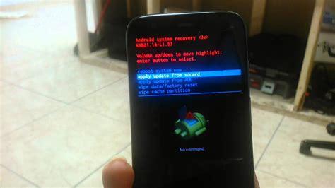 reset android no command descargar moto g hard reset quot no command quot solution para