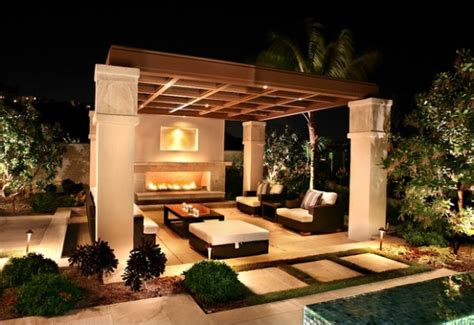 outdoor room with fireplace outdoor fireplaces in outdoor living rooms mocha