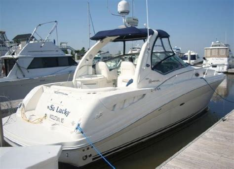 boat sales maryland sea ray 340 sundancer boats for sale in maryland boats