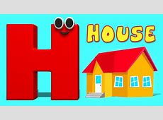 Phonics Letter- H song - YouTube H