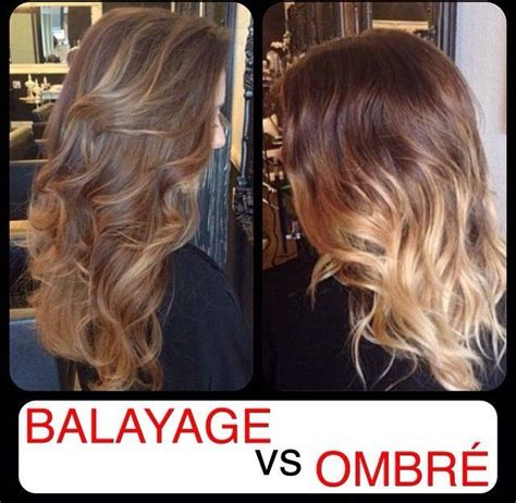 highlights vs ombre style balayage vs ombre balayage costa mesa salon highlights