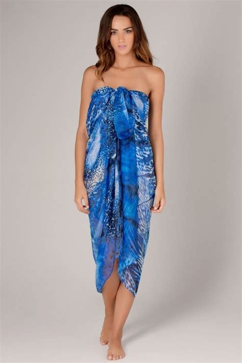 sarong tie images femalecelebrity