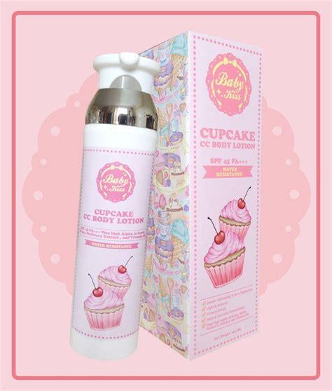 Whitening Spf 40 Pink baby cupcake cc lotion pink whiter whitening skin spf 45pa 140ml ebay