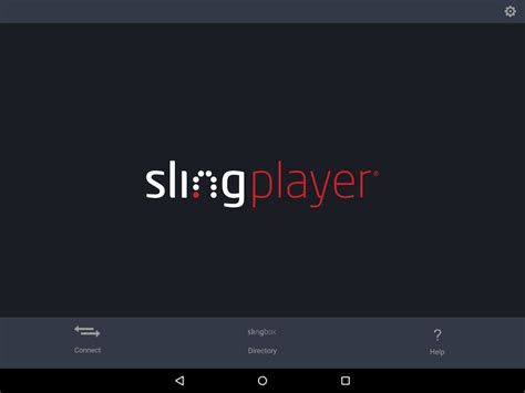 slingplayer for android slingplayer free for tablet android apps on play