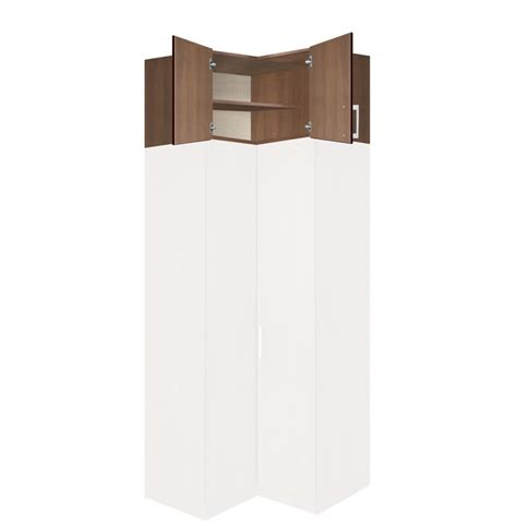 Corner Wardrobe Unit by Extend Your Height 22 Quot Wardrobe Storage Topper