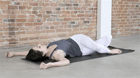 reclined spinal twist 6 yin yoga poses for back pain video