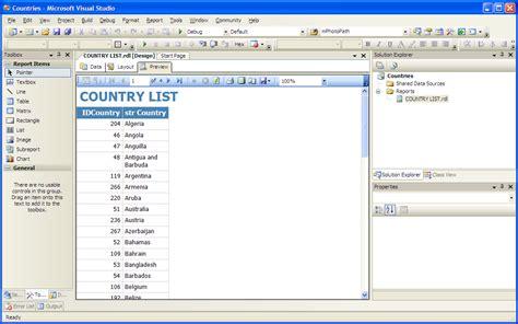 membuat nomor urut pada query sql ssrs membuat report menggunakan sql server reporting