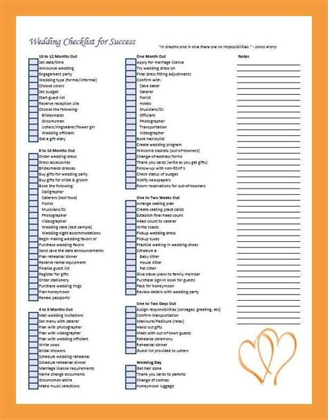 Wedding Reception Checklist Pdf by 9 Wedding Reception Checklist Resume Pdf