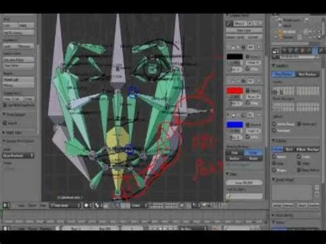 blender 3d rigging tutorial 1000 images about blender on pinterest feature film