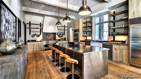 Industrial Stil by Industrial Style Meets Vintage